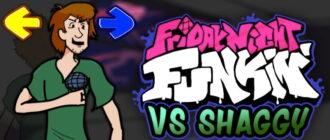 VS Shaggy Mod