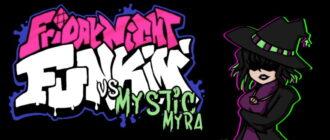Friday Night Funkin' VS. Myra