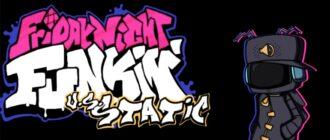 Friday Night Funkin' vs Static