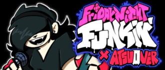 Friday Night Funkin X Atsuover
